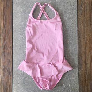 Ralph Lauren Toddler Girls Bathing Swim Suit 3T